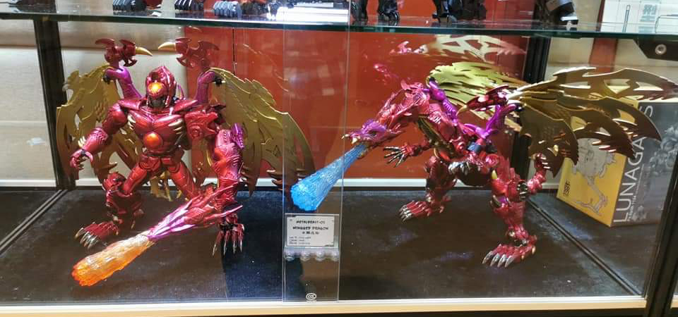 [Jiangxing] Produit Tiers – JX-Metalbeast-01 Winged Dragon et JX-Metalbeast-02 TygaEagle - aka Transmetal 2 Mégatron et Tigerhawk de Beast Wars S3 - Page 2 SY1PVNbw_o