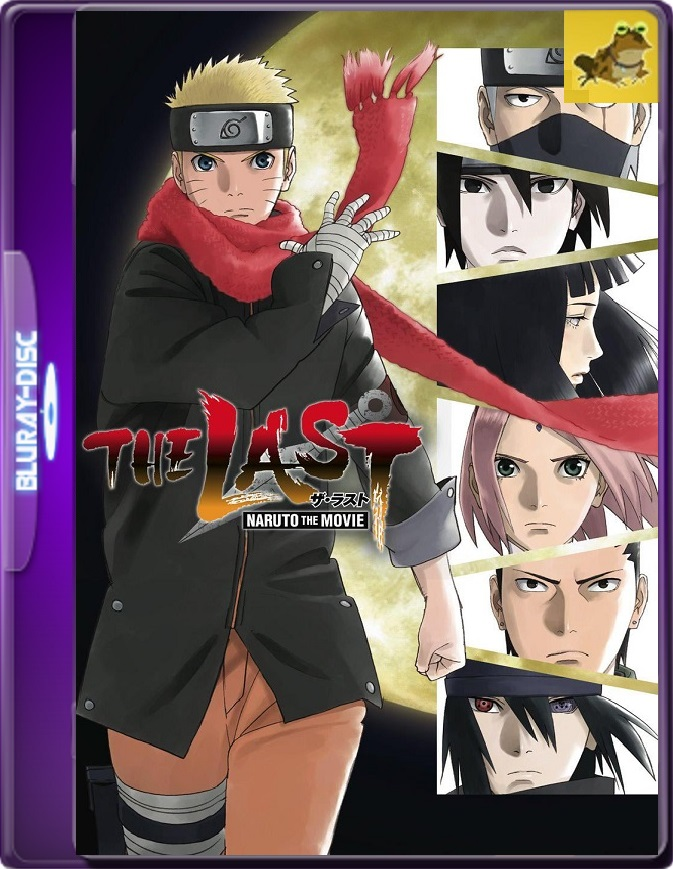 Naruto: The Last Movie (2014) Brrip 1080p (60 FPS) Japonés Subtitulado