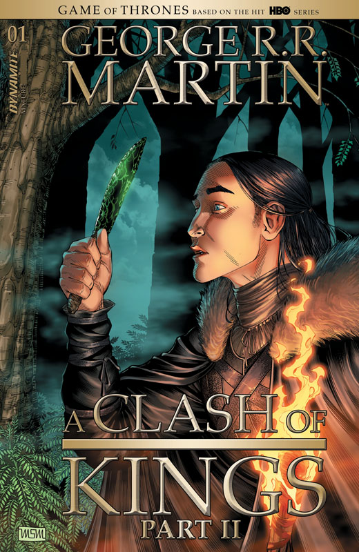 George R.R. Martin's A Clash of Kings Vol.2 #1-9 (2020)