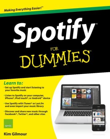 Spotify For Dummies