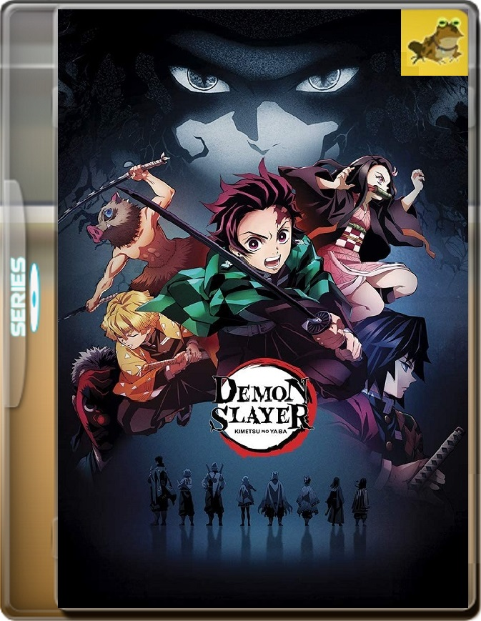 Demon Slayer: Kimetsu No Yaiba (2019) Brrip 1080p (60 FPS) Latino / Japonés