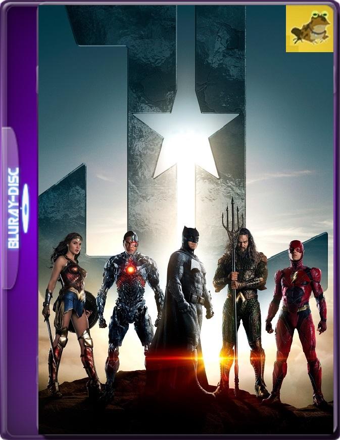 Liga De La Justicia (2017) Brrip 1080p (60 FPS) Latino / Inglés