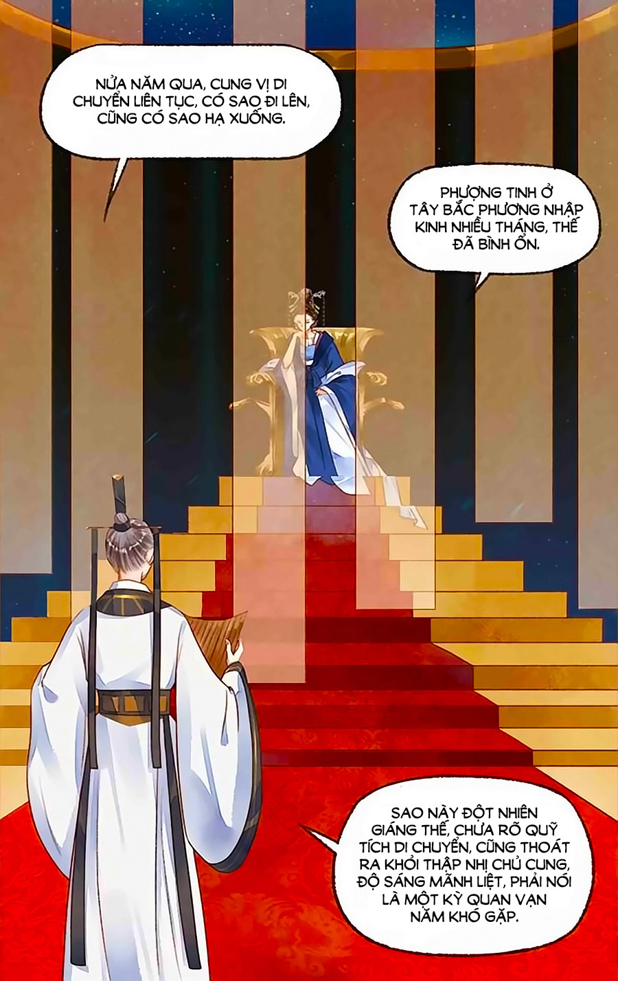 Thần Y Đích Nữ chap 191 - Trang 3