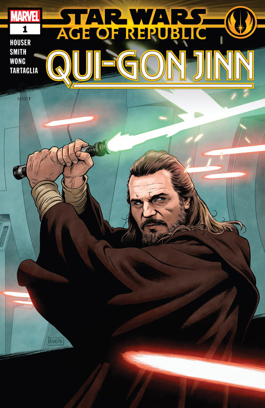 Star Wars - Age Of The Republic - Qui-Gon Jin (2019)