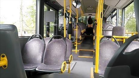 Porn public bus sex-2827