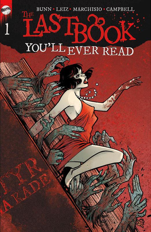 Last Book You'll Ever Read #1-2 (2021)