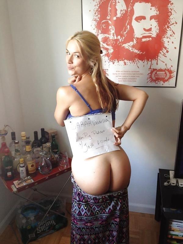 Sarah vandella naked selfie-2955