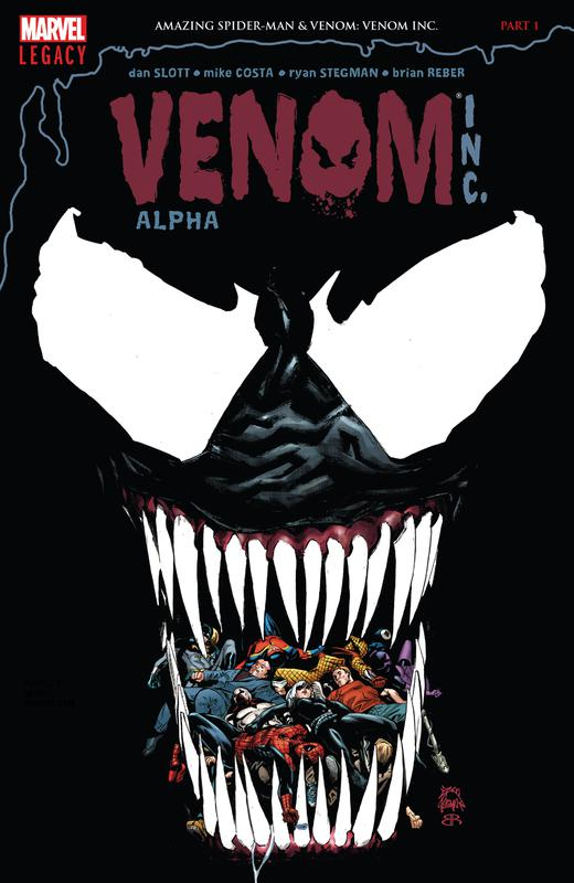 Amazing Spider-Man - Venom Inc (2018) Complete