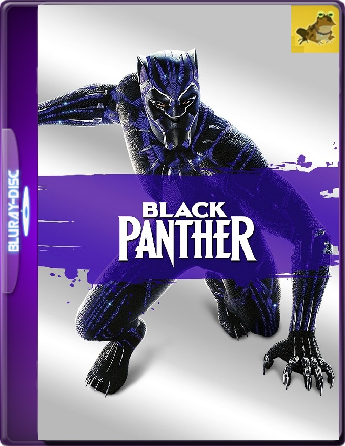 Black Panther (2018) Brrip 1080p (60 FPS) Latino / Inglés