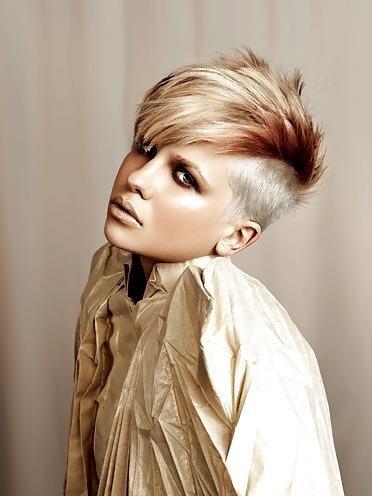 Best hair style for short hair girl-4153
