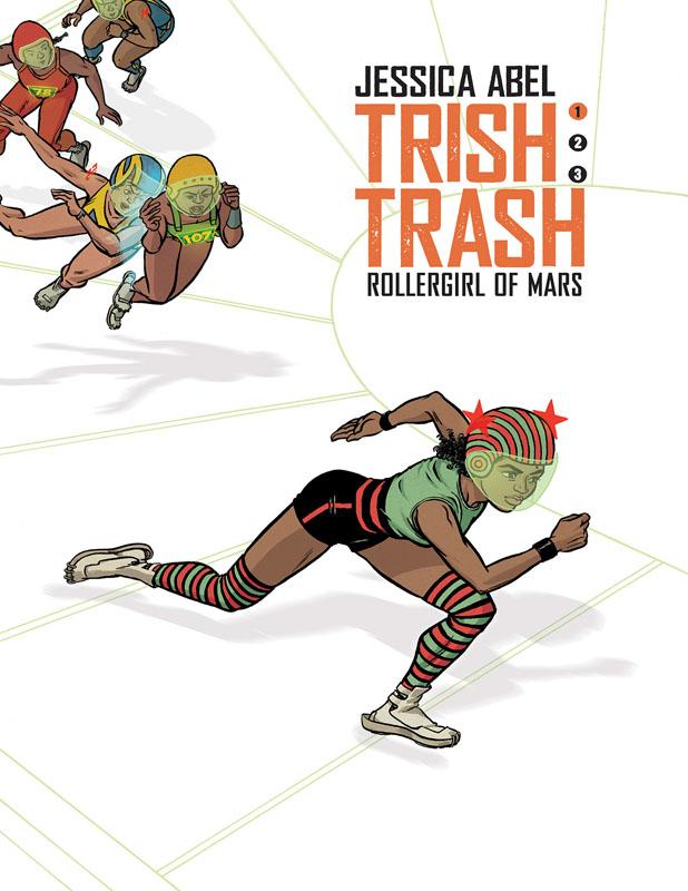 Trish Trash - Rollergirl of Mars 01-02 (2016-2017)