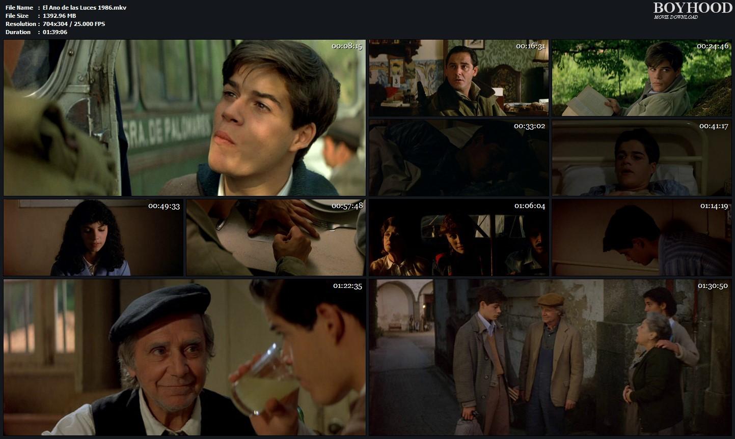 El Ano de las Luces 1986