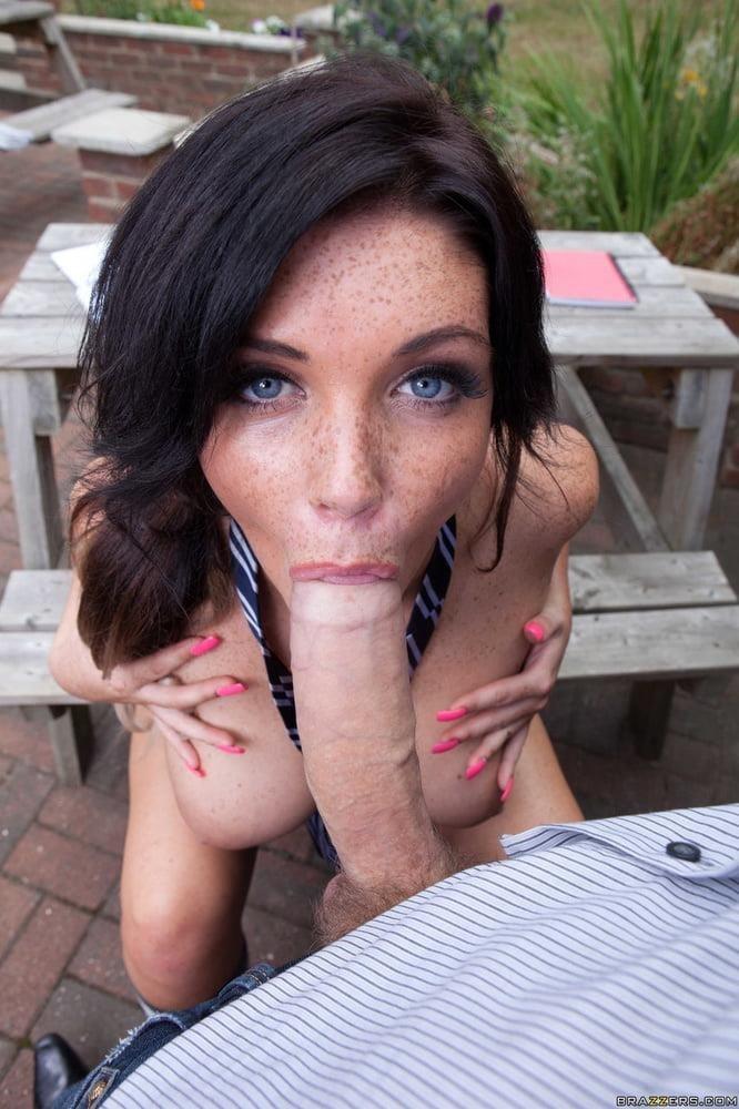 Skinny brunette porn star-3711