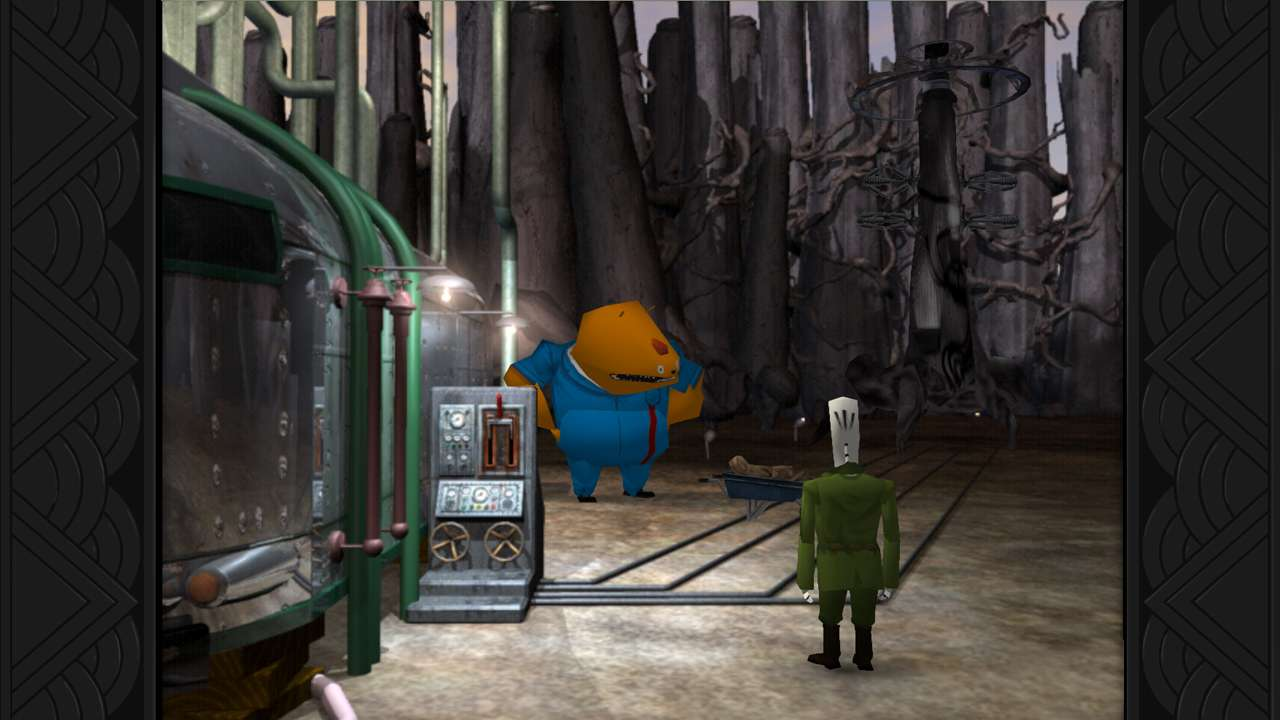 Grim Fandango Remastered Captura 2