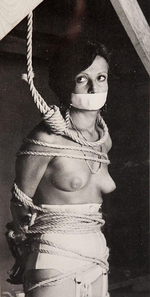 Hijab bondage porn-7665