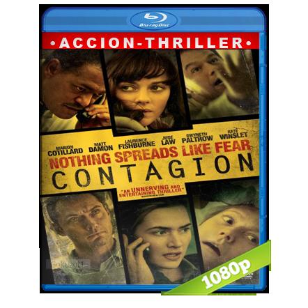 Contagio [m1080p][Trial Lat/Cas/Ing][Thriller](2011)