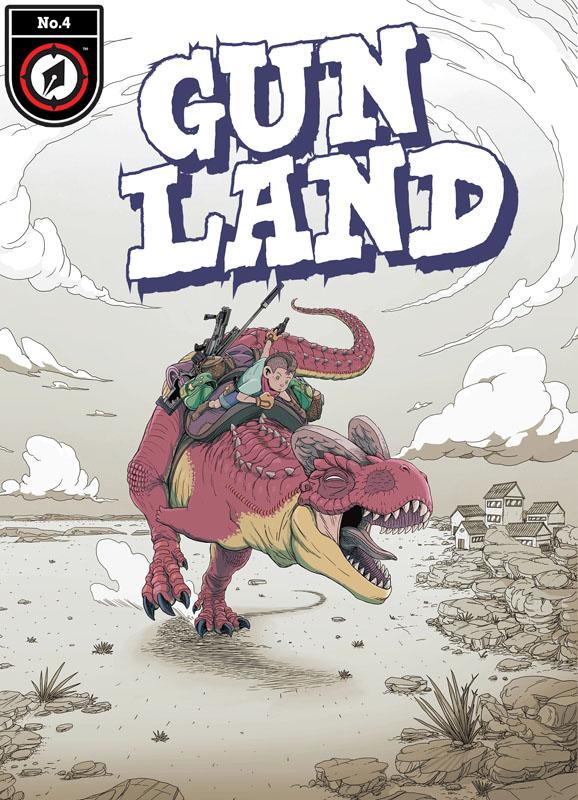Gunland #1-6 (2020)