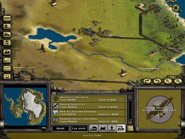 Railroad Tycoon 2 Platinum Captura 2