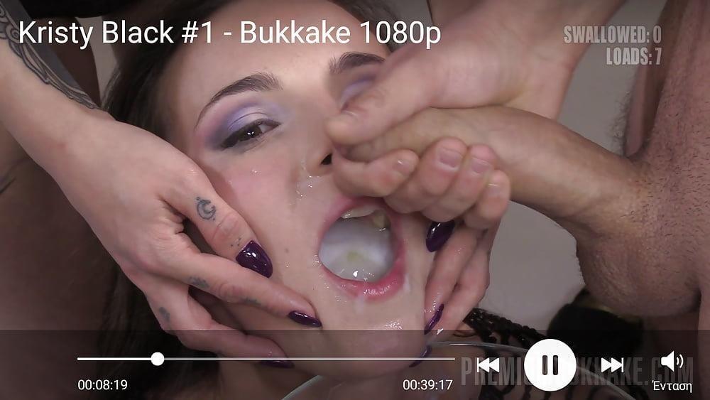 Black bukkake gay-7307