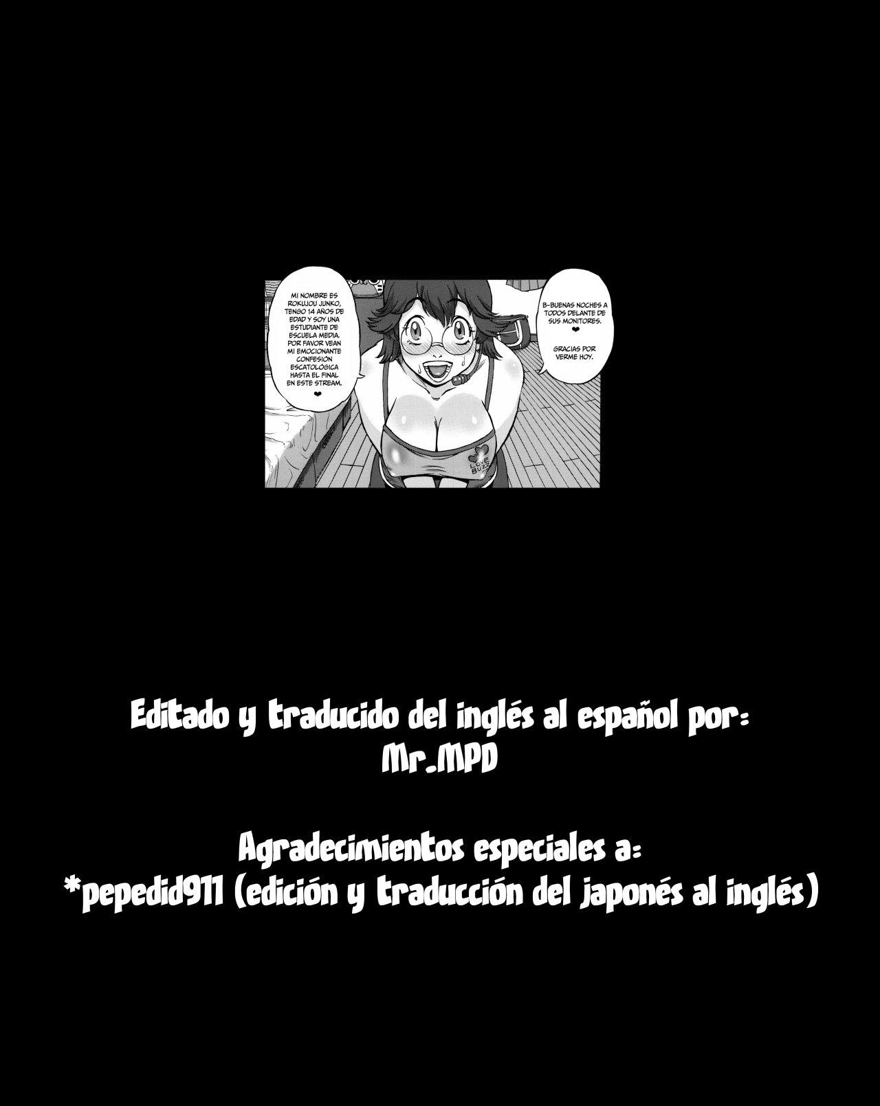La confesion escatologica de Rokujou Junko - Ameyama Denshin & Radiohead - 38
