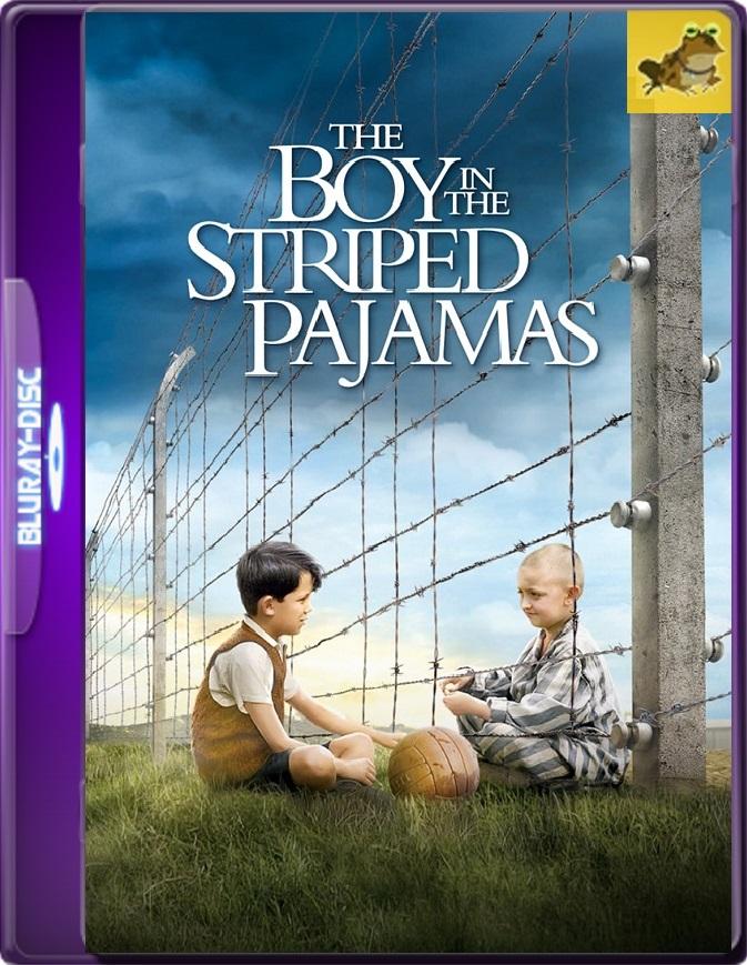 El Niño En El Pijama De Rayas (2008) Brrip 1080p (60 FPS) Latino / Inglés