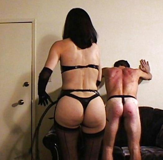 Mistress whips slaves-8640