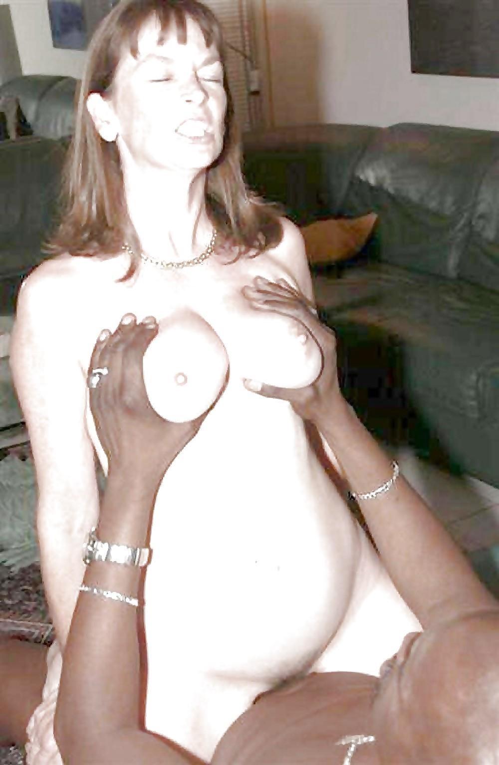 Tits black and white-7218