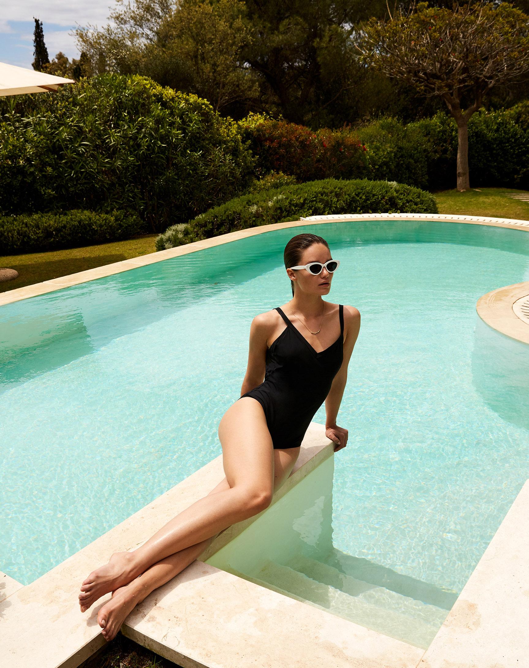 Myrtille Revemont by Rocio Ramos / F Magazine Italy