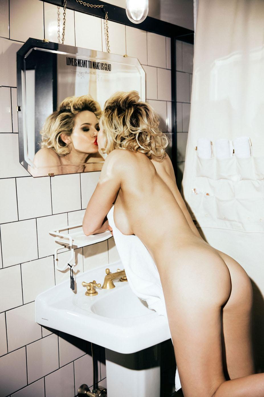 Джиа Женевьев / Gia Genevieve by Jen Senn - Treats! Magazine 2016