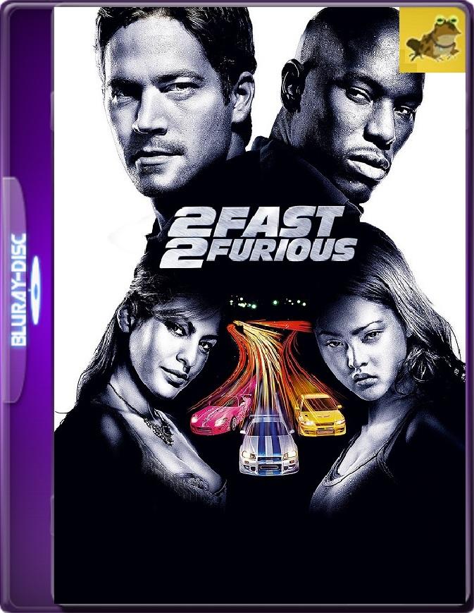 Más Rápido, Más Furioso (2003) Brrip 1080p (60 FPS) Latino / Inglés