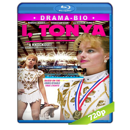 Yo Tonya HD720p Audio Dual Castellano-Ingles 5.1 (2017)