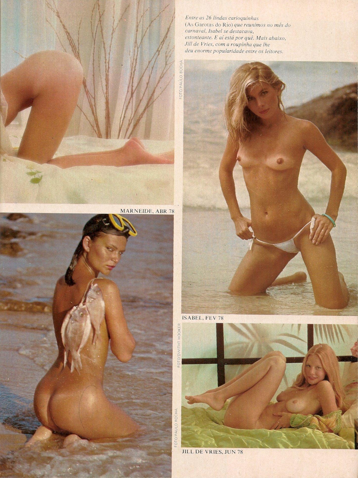 Playboy Dezembro de 1978