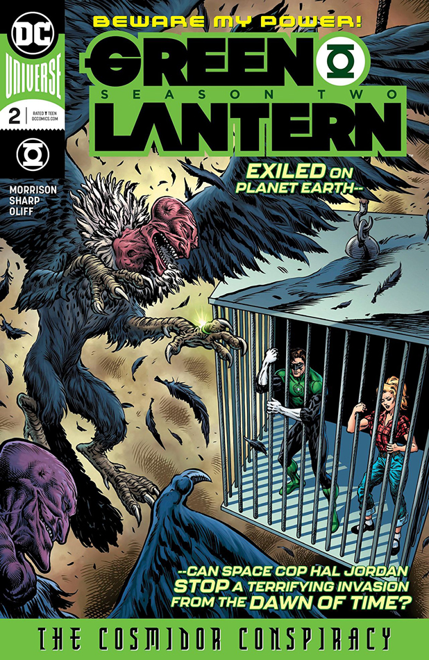 The Green Lantern Season Two #1-5 + Special (2020)