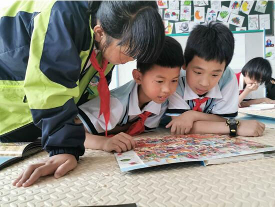 A Shanghai International School's Recording-Breaking Reading-A-Thon