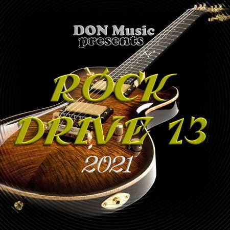 VA - Rock Drive 13 (2021)