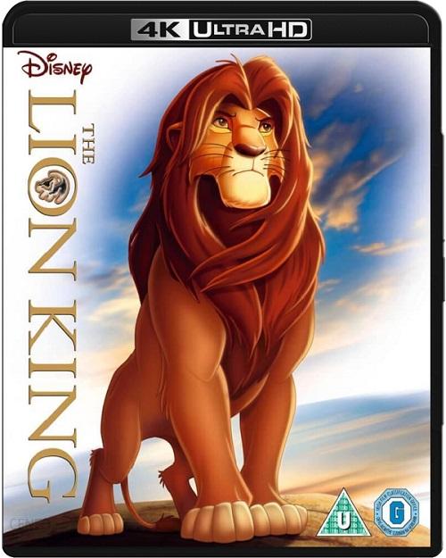 Król Lew / The Lion King (1994) MULTi.REMUX.2160p.UHD.Blu-ray.HDR.HEVC.ATMOS7.1-DENDA / DUBBING i NAPISY PL