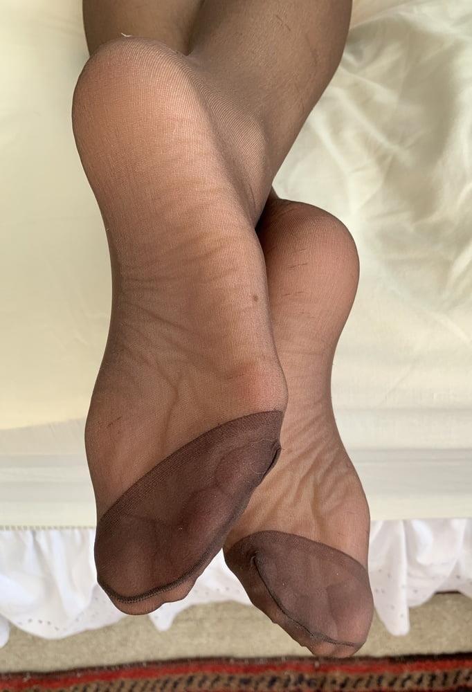 Lesbian feet bondage-6314
