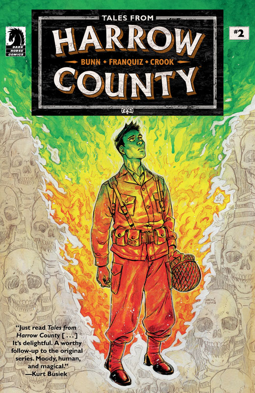 Tales from Harrow County #1-4 - Death's Choir (2019-2020) Complete