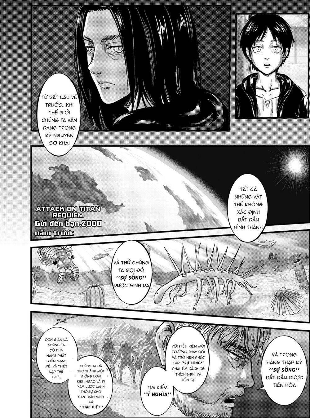 Shingeki no Kyojin Chap 140 . Next Chap 141