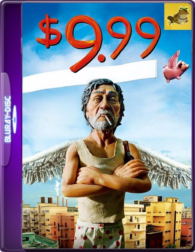 $9.99 (2008) Brrip 1080p (60 FPS) Inglés Subtitulado