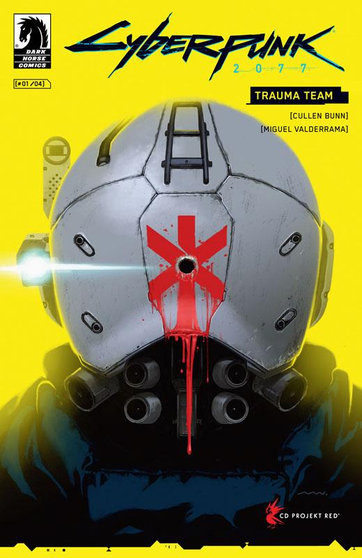 Cyberpunk 2077 - Trauma Team 01 (of 04) (2020)