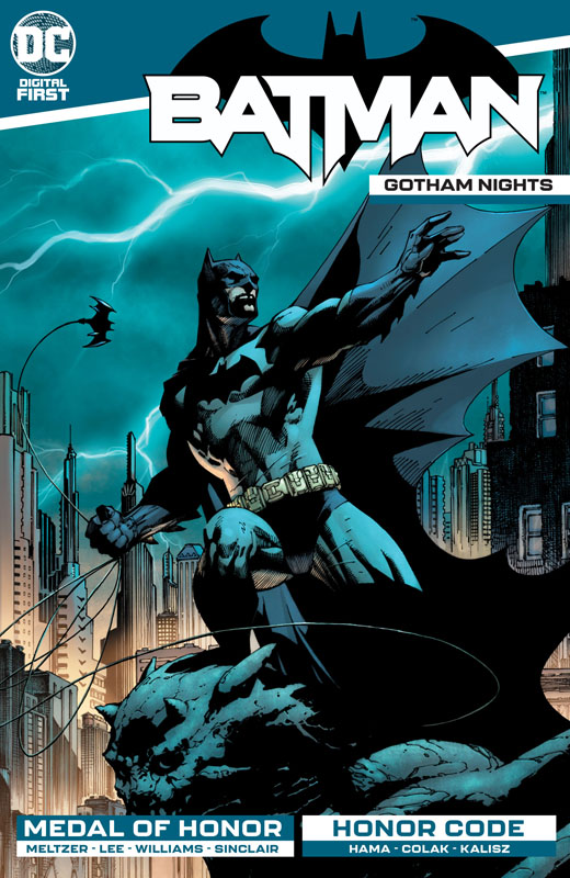 Batman - Gotham Nights #1-22 (2020)