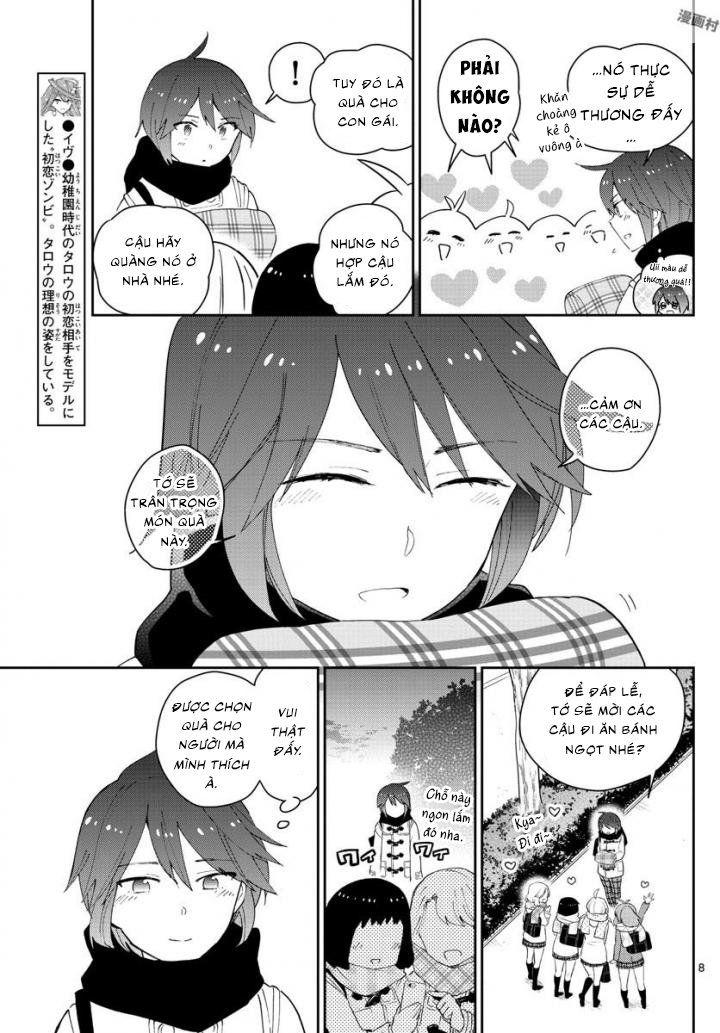 Hatsukoi Zombie Chapter 114 - Trang 9