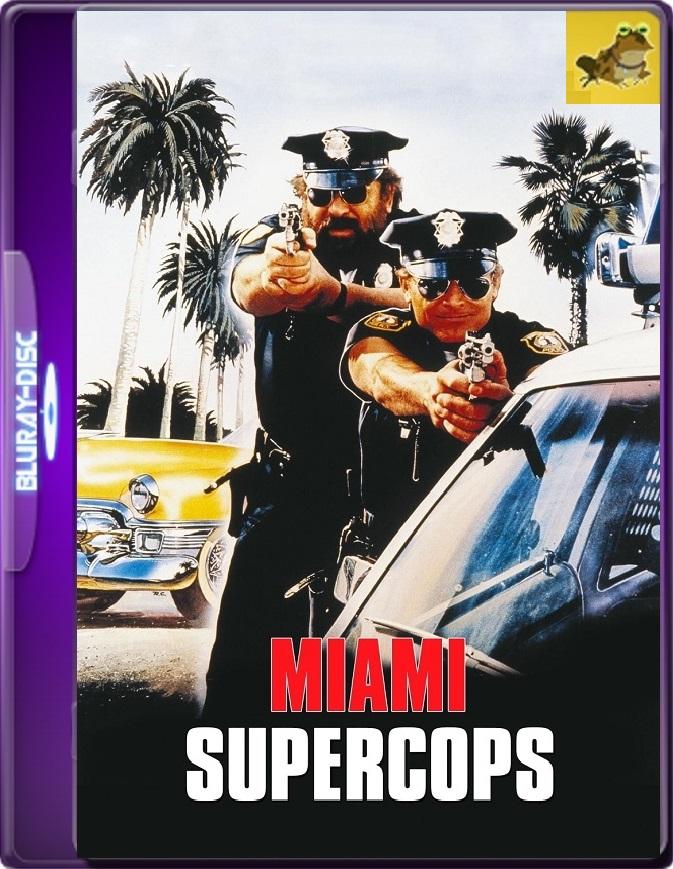 Dos Superpolicías En Miami (1985) Brrip 1080p (60 FPS) Latino / Inglés