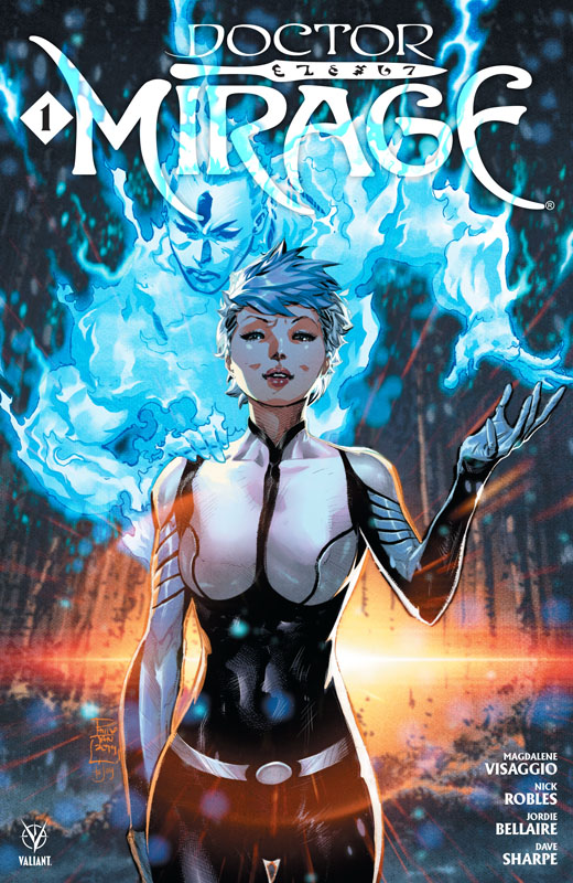 Doctor Mirage #1-5 (2019) Complete