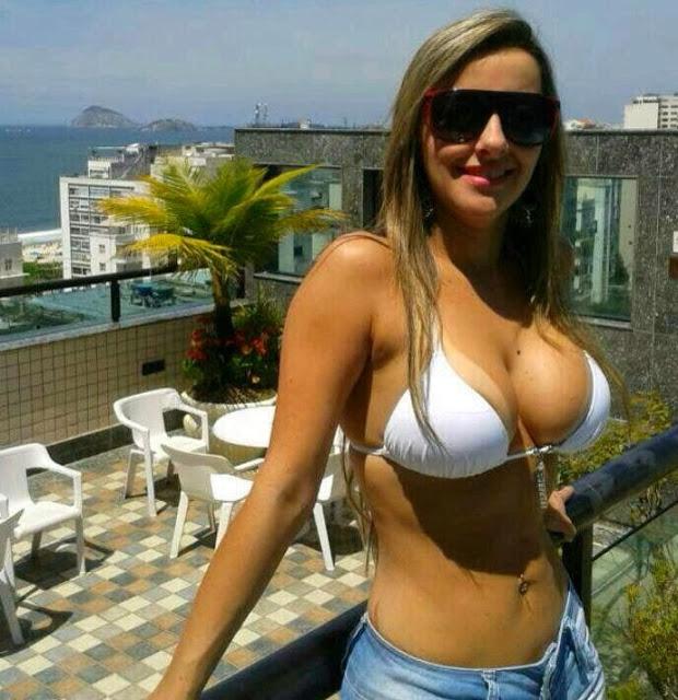 Pack Viral de Brasileña Tetona [53 FOTOS] 5