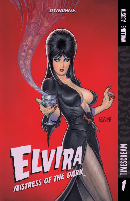 Elvira - Mistress of the Dark v01 - Timescream (2019)