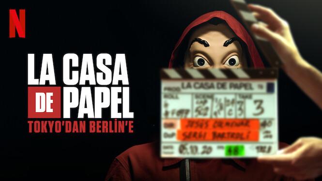 La Casa De Papel Tokyodan Berline - Money Heist From Tokyo to Berlin S01E01 [TR-ES] 1080p NF WEB-DL DDP5.1 H.264