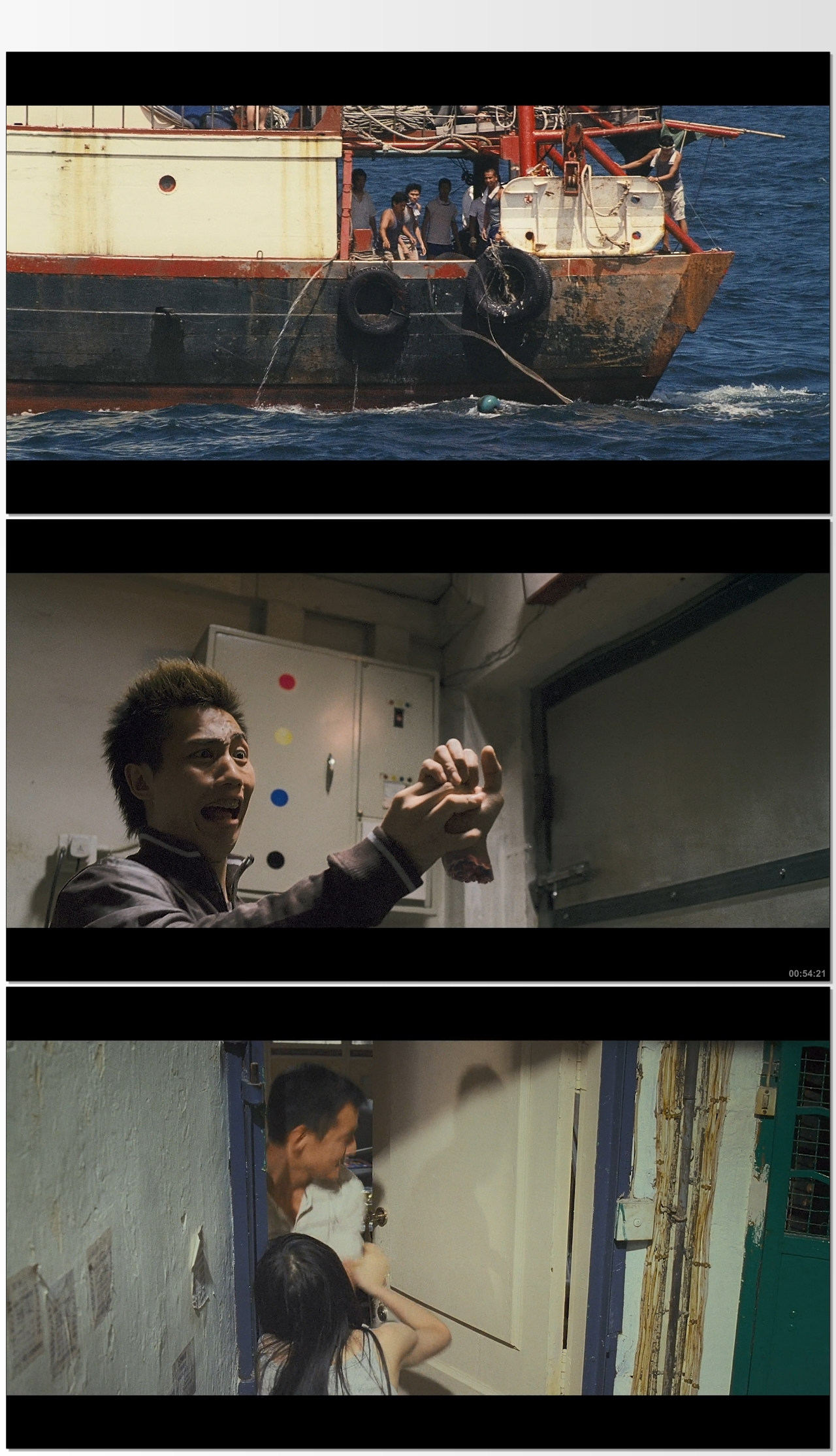 Môn Đồ - Protégé 2007 1080p NF WEB-DL DDP5.1 x264-TTG screenshots