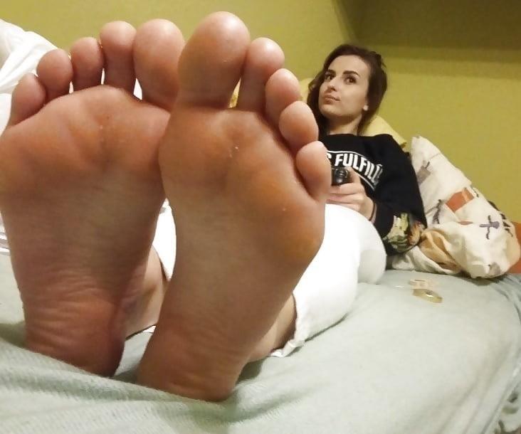 Lesbian teen feet fetish-7771